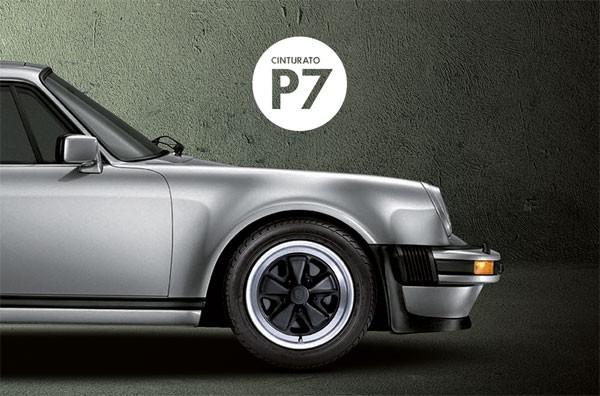 Pirelli Collezione : des pneus néo-rétro pour les classiques