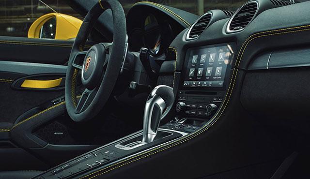 Porsche 718 Cayman/Boxster GTS et GT4 : jamais sans ma boîte !