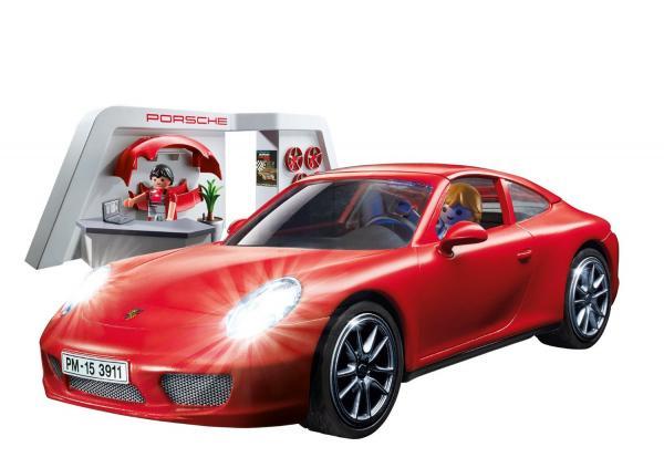 porsche 911 carrera s le best seller playmobil de no l. Black Bedroom Furniture Sets. Home Design Ideas