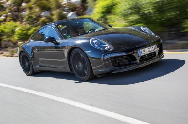 Porsche 991.2 : la Turbo pour tous