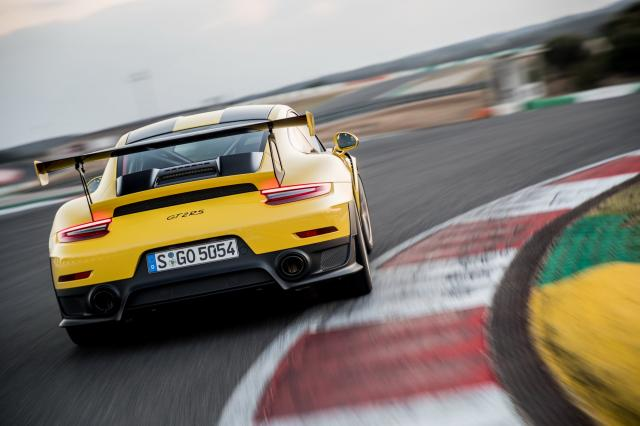 Porsche va produire quatre 911 GT2 RS de plus