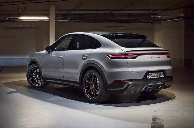 Porsche Cayenne GTS 2021 : première photo et infos