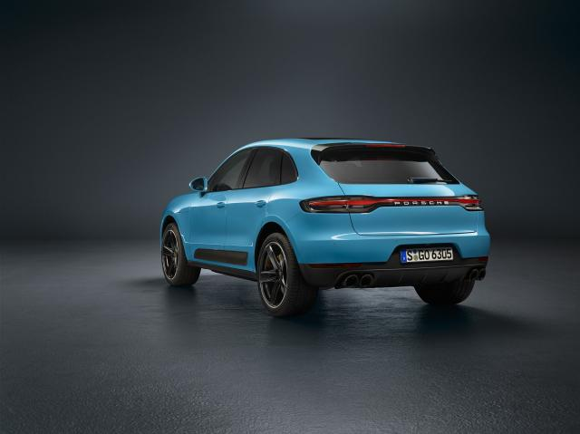 Restylage : Porsche Macan, revu en détails