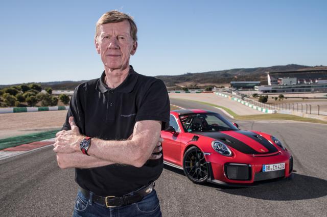 Walter Röhrl : 25 ans au service de Porsche