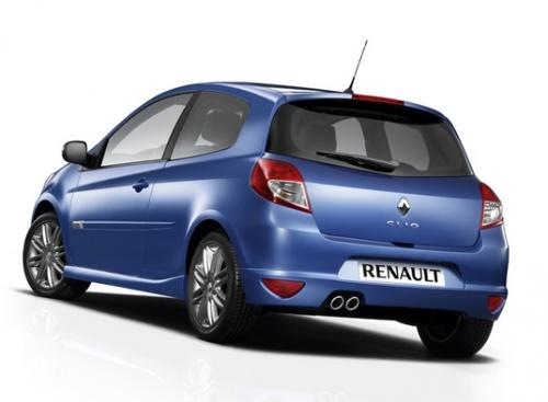 renault clio gt restylage et nouveau moteur. Black Bedroom Furniture Sets. Home Design Ideas