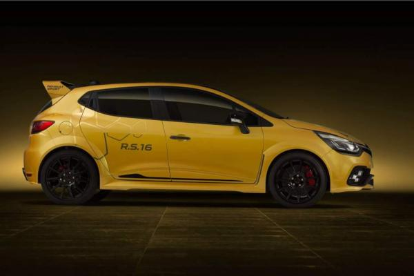 et voici la super clio 4 rs de renault sport. Black Bedroom Furniture Sets. Home Design Ideas