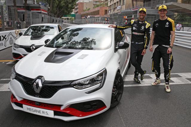 Premières infos sur la Renault Megane 4 RS Trophy-R
