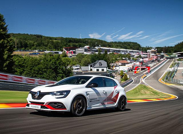 Nouveau record à Spa-Francorchamps pour la Megane 4 RS Trophy-R
