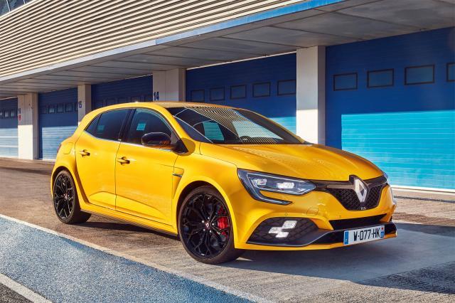 Renault Mégane 4 RS : le planning des nouveautés