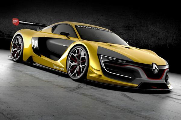Renault Sport RS01 : d�tails et vid�o