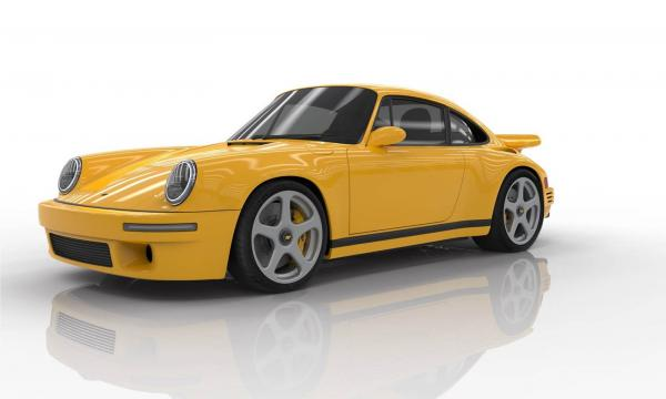 RuF CTR Yellow Bird : la renaissance !