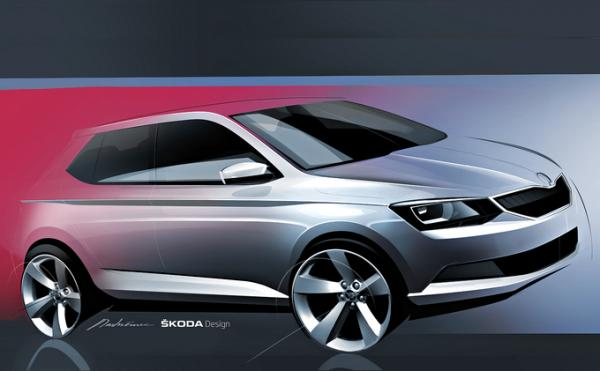skoda fabia 3 du style mais pas de sport. Black Bedroom Furniture Sets. Home Design Ideas