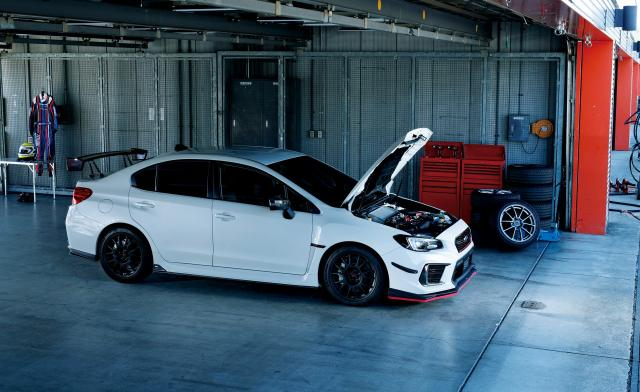 Subaru WRX STI Type RA-R : le fruit défendu