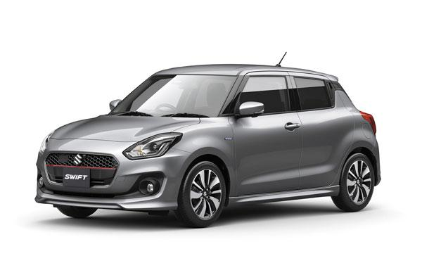 Suzuki Swift RS : place à l'hybride