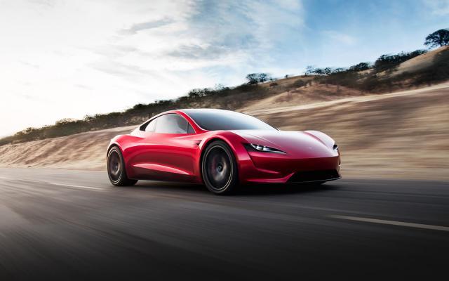Tesla part à la conquête du Nürburgring