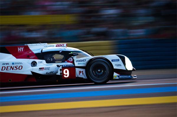 Porches remporte les 24 heures du Mans