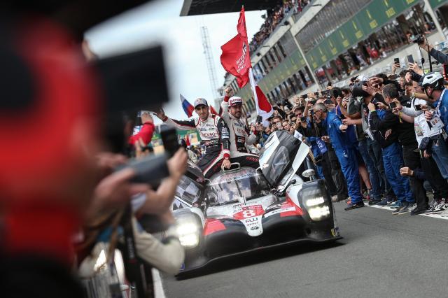 24H du Mans : un doublé pour Toyota et Alonso