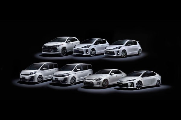 Toyota GR Series : nouveau label sportif