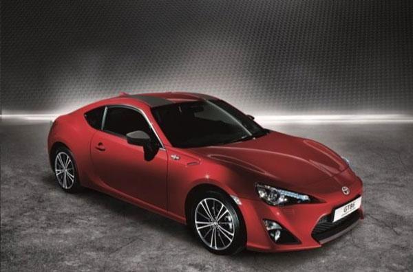 Toyota GT86 Carbon Edition