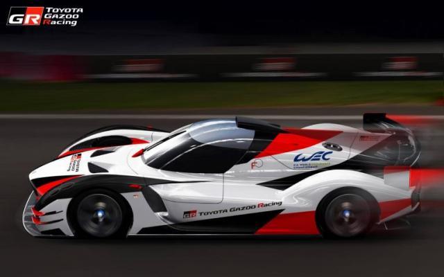 Toyota Gazoo Racing prépare son hypercar