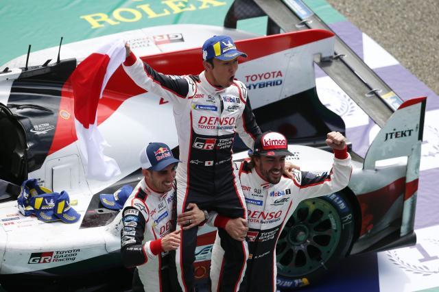 24h du Mans : la victoire tant attendue pour Toyota