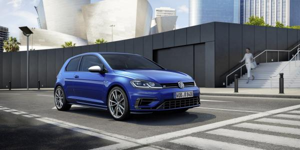 VW Golf 7 R : 310 ch et 400 Nm