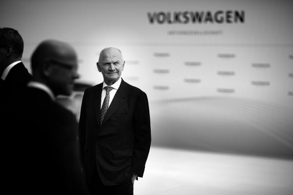 Ferdinand Pi�ch d�missionne et quitte Volkswagen