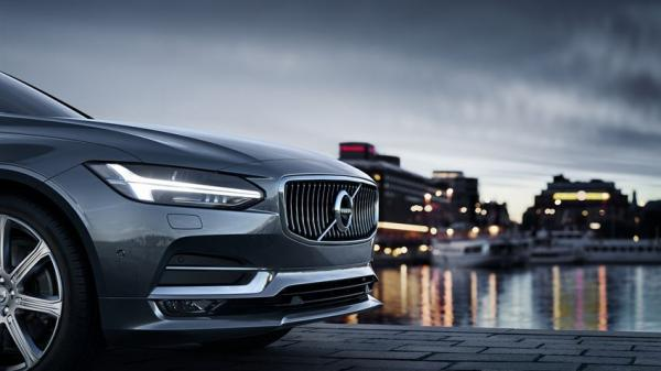 Volvo S90 : made in China
