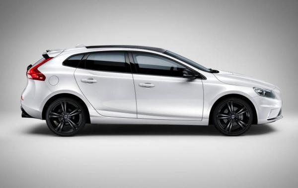 volvo v40 carbon polestar performance. Black Bedroom Furniture Sets. Home Design Ideas