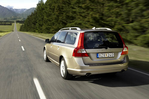 iaa francfort 2007 volvo v70 le break volue. Black Bedroom Furniture Sets. Home Design Ideas