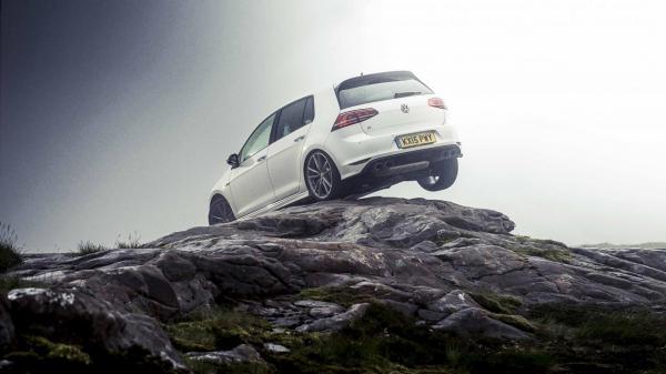 VW Golf R : meilleure GTI du monde, selon Top Gear