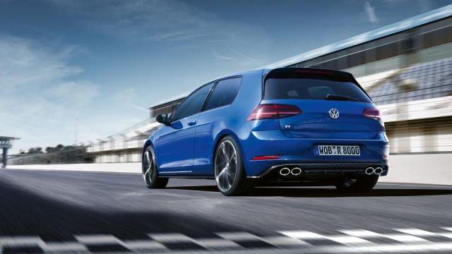 Les VW Golf R et SEAT Leon Cupra perdent 10 ch