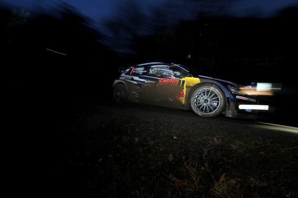 WRC : tripl� de la VW Polo au Rallye Monte-Carlo