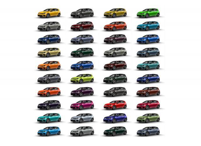 Programme Spektrum : VW redonne des couleurs à la Golf R !