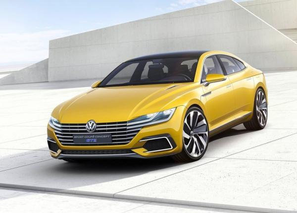 Volkswagen Sport Coup� Concept GTE : nouvelle �re stylistique