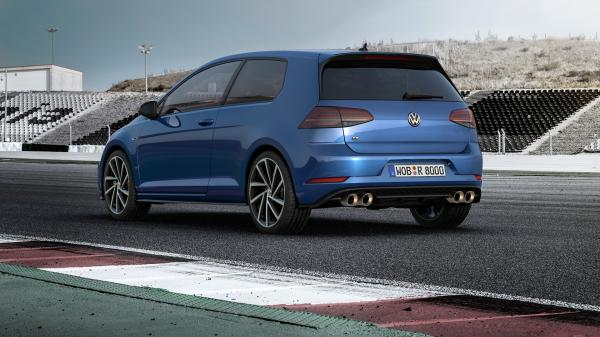 Pack Performance pour la Volkswagen Golf R