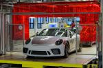 Fin de production pour la Porsche 911 type 991