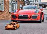 Fin de production pour la Porsche 911 GT3 RS... Lego