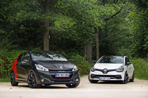 match clio rs trophy 208 gti psp