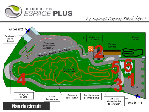 circuit de marcoussis espace plus. Black Bedroom Furniture Sets. Home Design Ideas