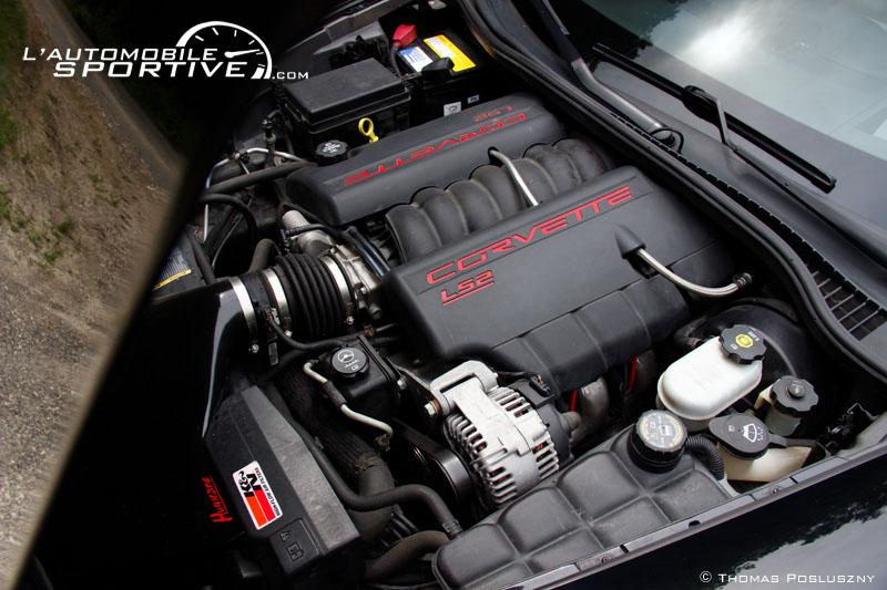 Photo Chevrolet Corvette C6 Chevrolet Corvette C6 03