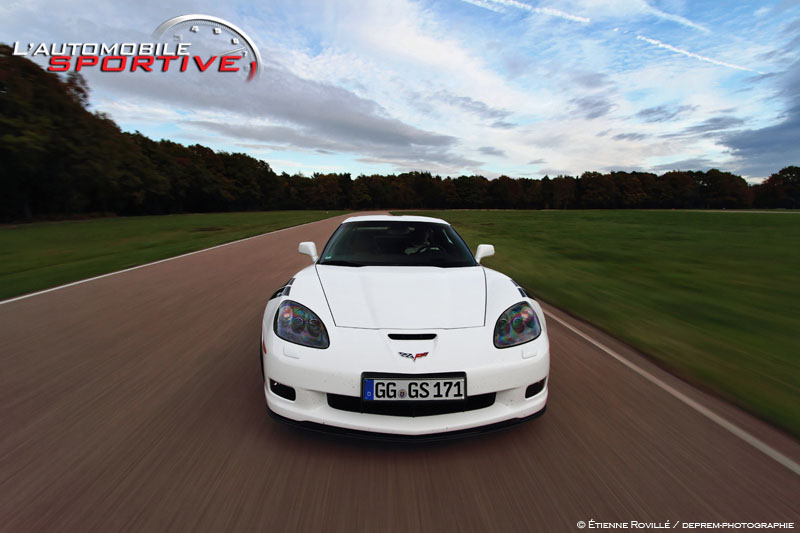 Photo Chevrolet Corvette C6 Grandsport Corvette C6 Gs 06