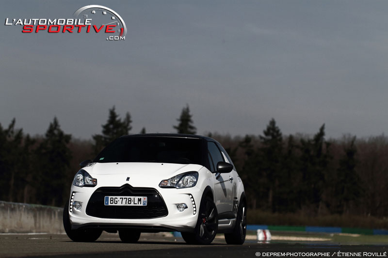 photo citroen ds3 racing ds3 racing 02. Black Bedroom Furniture Sets. Home Design Ideas