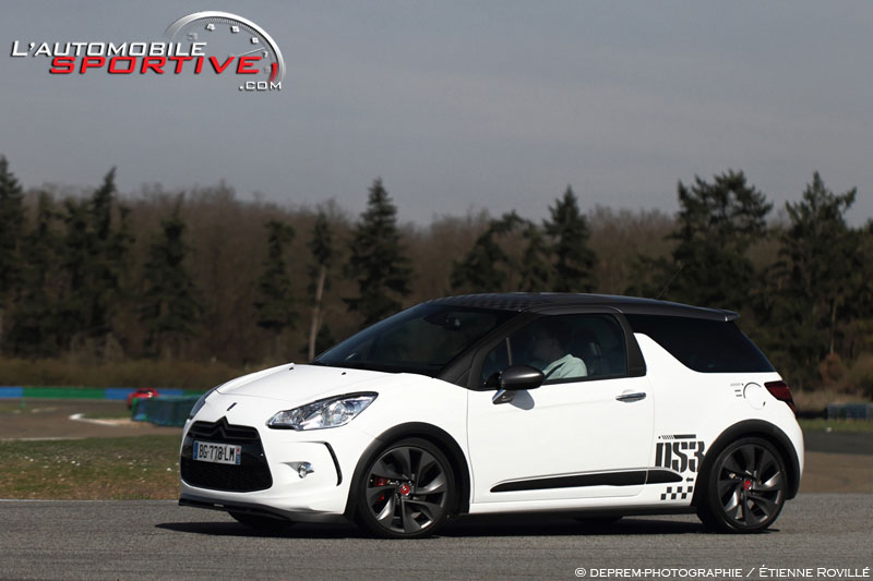 photo citroen ds3 racing ds3 racing 03. Black Bedroom Furniture Sets. Home Design Ideas