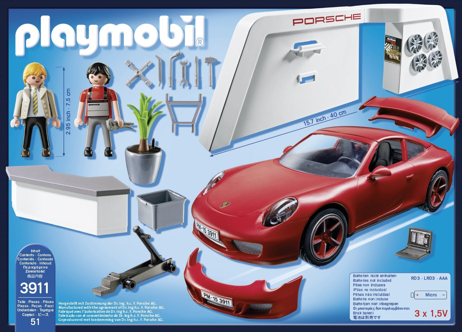 photo porsche playmobil 911 carrera s 3911 porsche 911 playmobil 3911 02. Black Bedroom Furniture Sets. Home Design Ideas