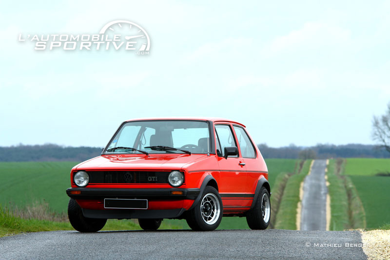 album photos volkswagen golf 1 gti 1800 galerie photos
