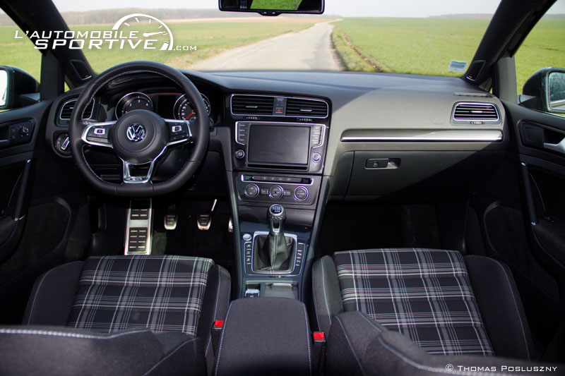 photo volkswagen golf 7 gtd vw golf7 gtd 06. Black Bedroom Furniture Sets. Home Design Ideas