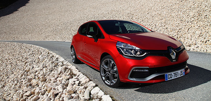renault clio 4 rs 200