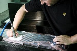 lamborghini carbon fiber
